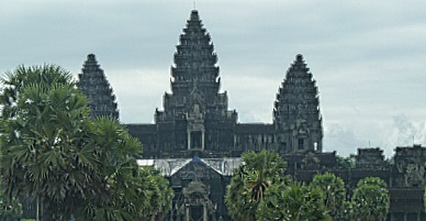Angkor Wat, Cambodia (Fred's own work)