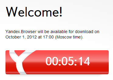 Yandex Browser, from Russia with love | Visual SEO Studio