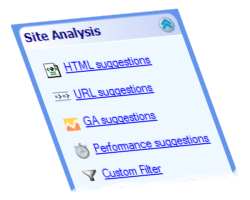 A complete Site Analysis suite